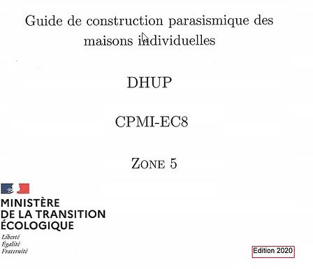 Guide de construction parasismique pour les maisons individuelles