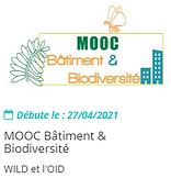 MOOC Bâtiment & Biodiversité