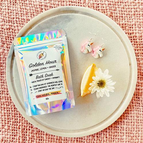 Jasmine, Lemon & Ginger - Bath Soak