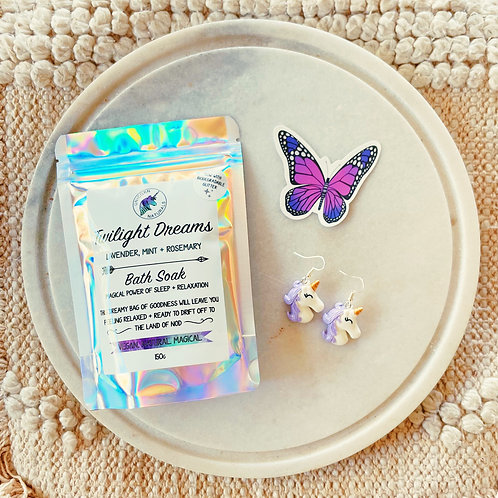 Lavender, Mint & Rosemary - Bath Soak