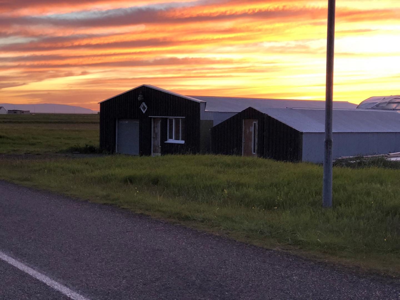 Vinnustöð Textíls í Þykkvabæ