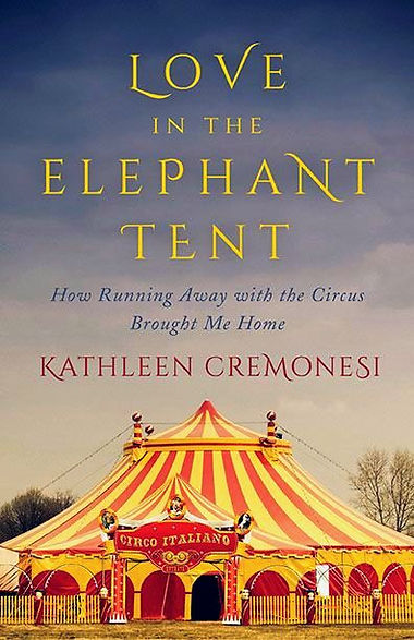 Love in the Elephant Tent Cover Image