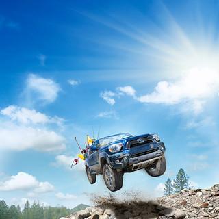 Toyota Yeehaw