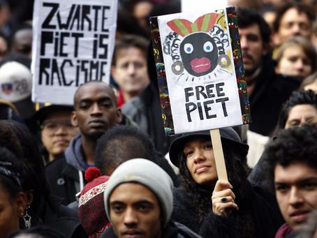 Zwarte Piet verdriet: met een bulldozer over dat kinderzieltje heen