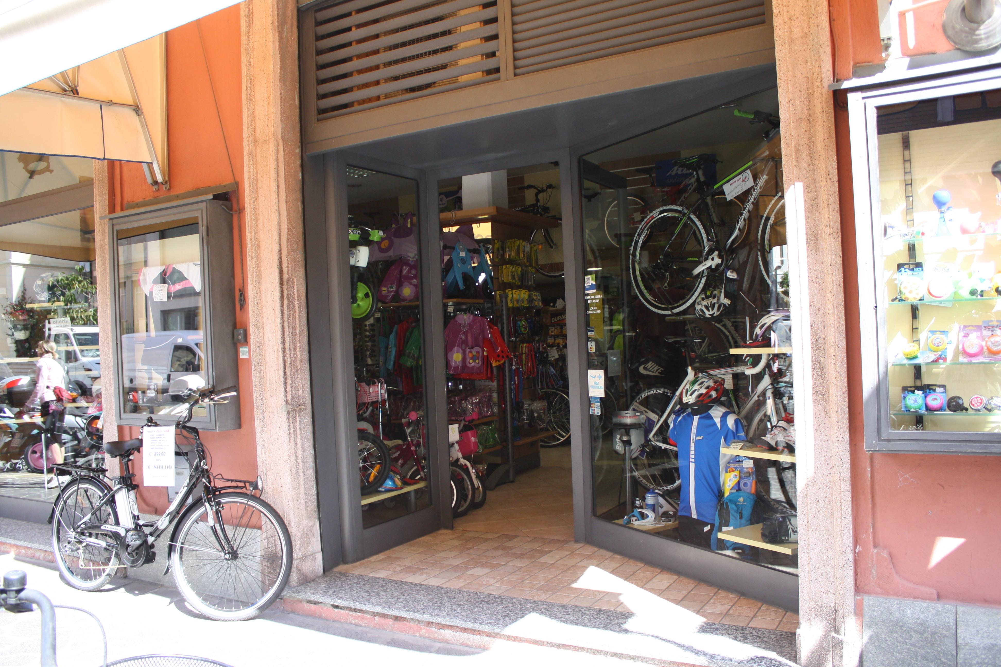 Noleggio vendita e assistenza cicli