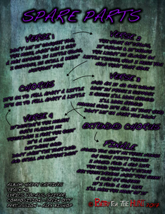 Spare Parts Lyrics