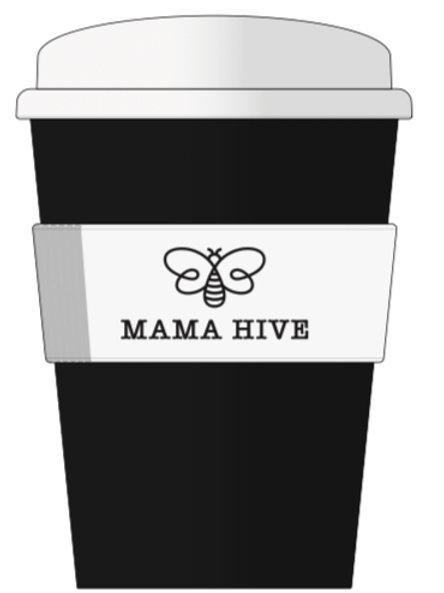 Mama Hive travel mug