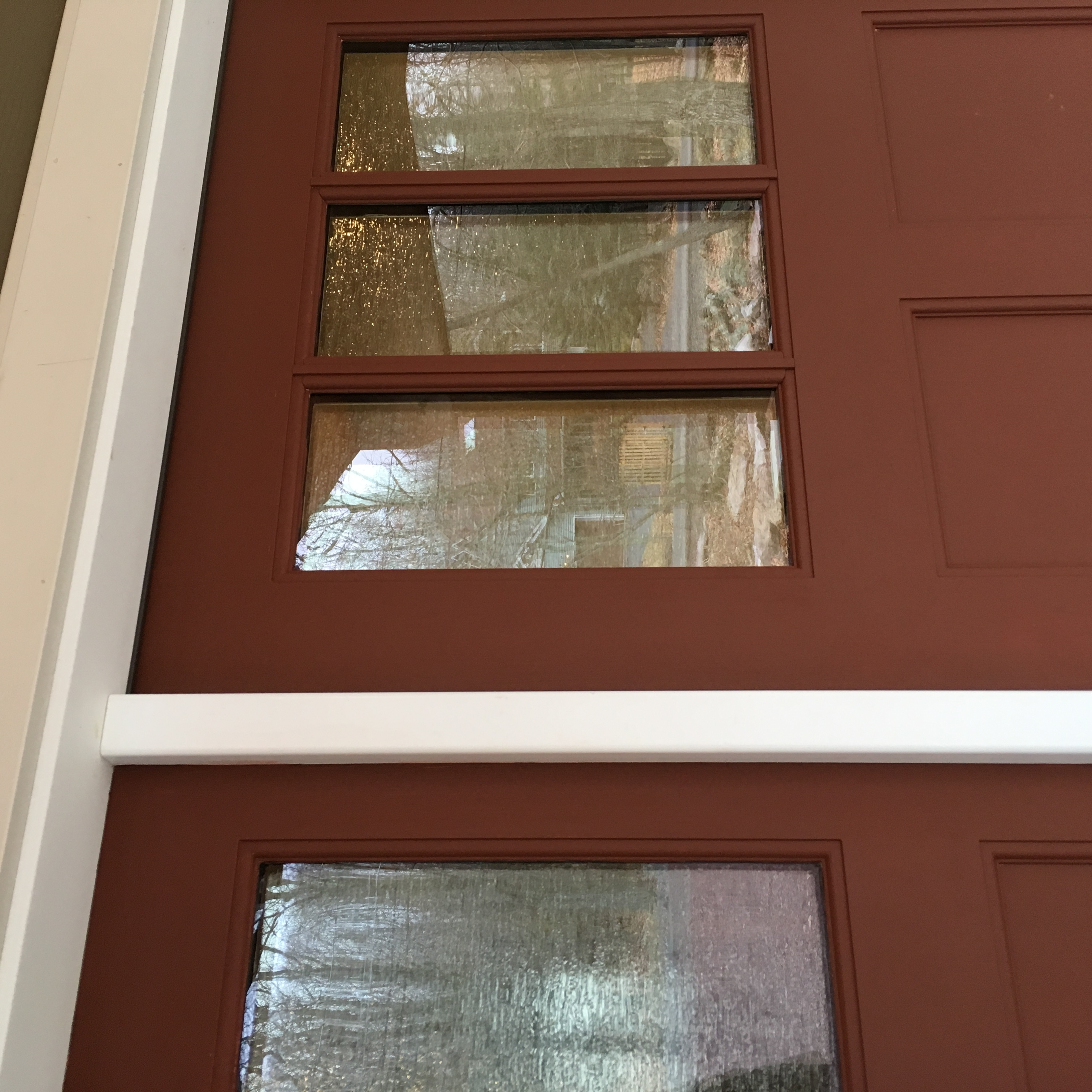 decorative & frosted window tinting, waymart pa