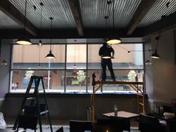 window tinting for restaurants