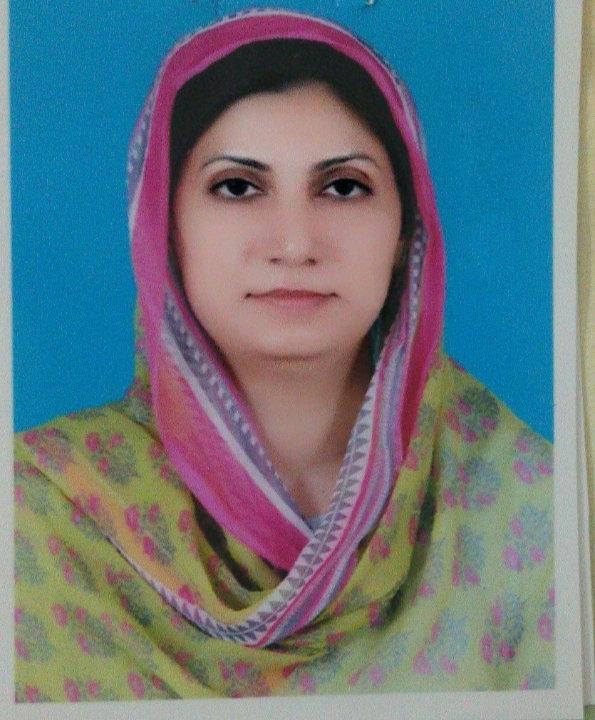 Faiza Arooj