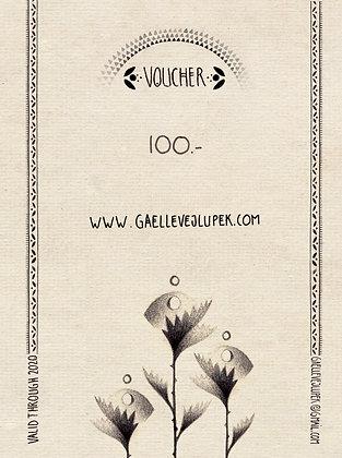 Voucher 100.-