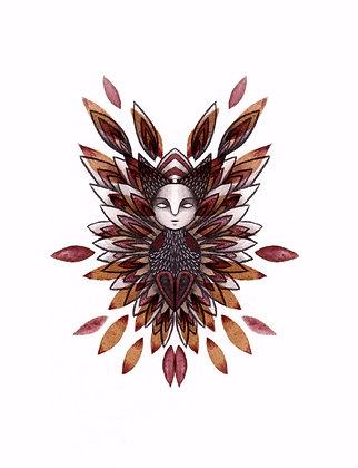 Autumn queen (A4)