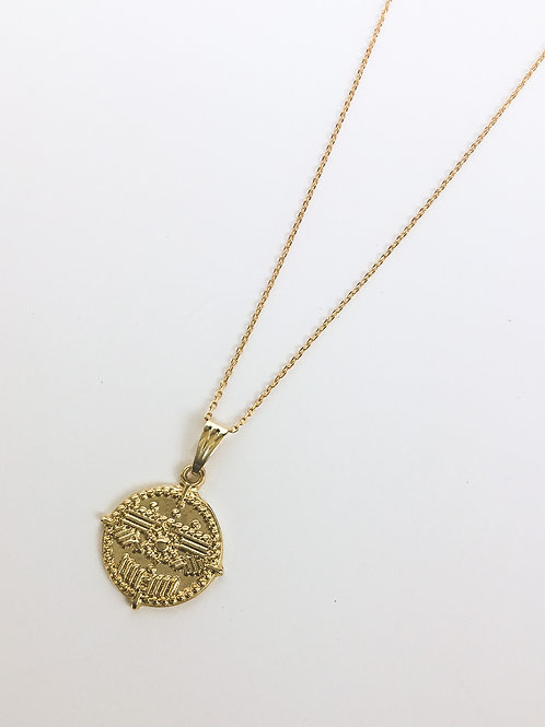Can't Stop Me Now Necklace