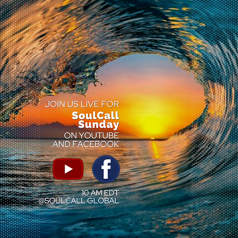 SoulCall Sunday with Re. Christie Hardwick