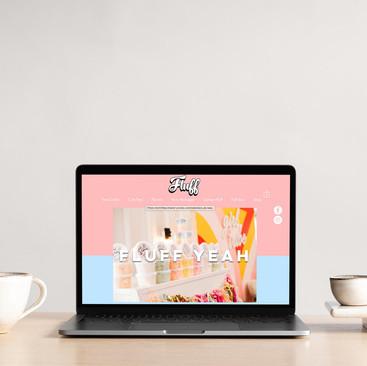 Fluff Website Facelift