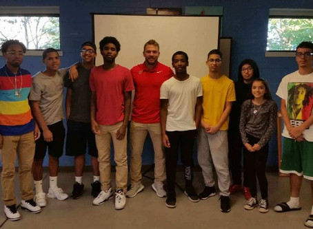 Dream Big at the Meriden Boys and Girls Club