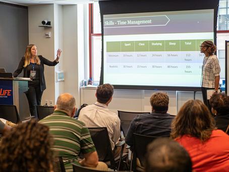 Lindsay Sundberg Speaks at 2019 National High School Student-Athlete Development Conference