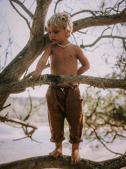 The Linen Trouser - The Simple Folk