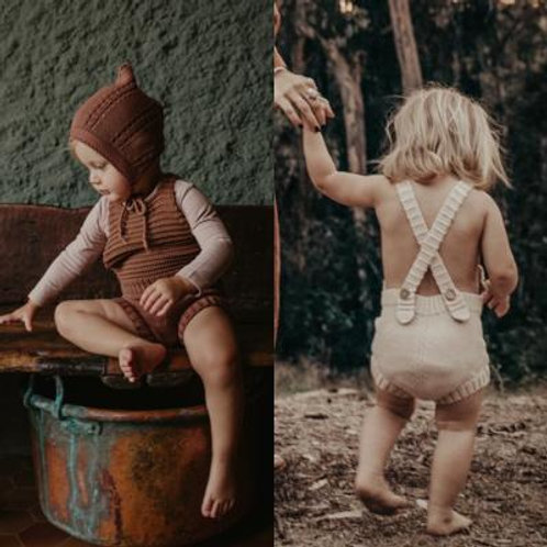 The Knit Romper - The Simple Folk