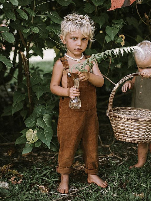 The Wild and Free Dungaree - The Simple Folk