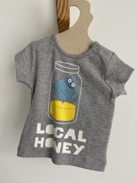 T-shirt local honey - La Queue du Chat