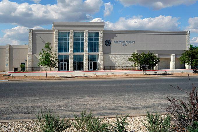 Gillespie County Law Enforcement Center Exterior