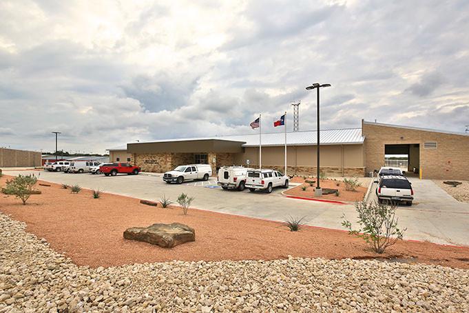 Mills County Law Enforcement Center