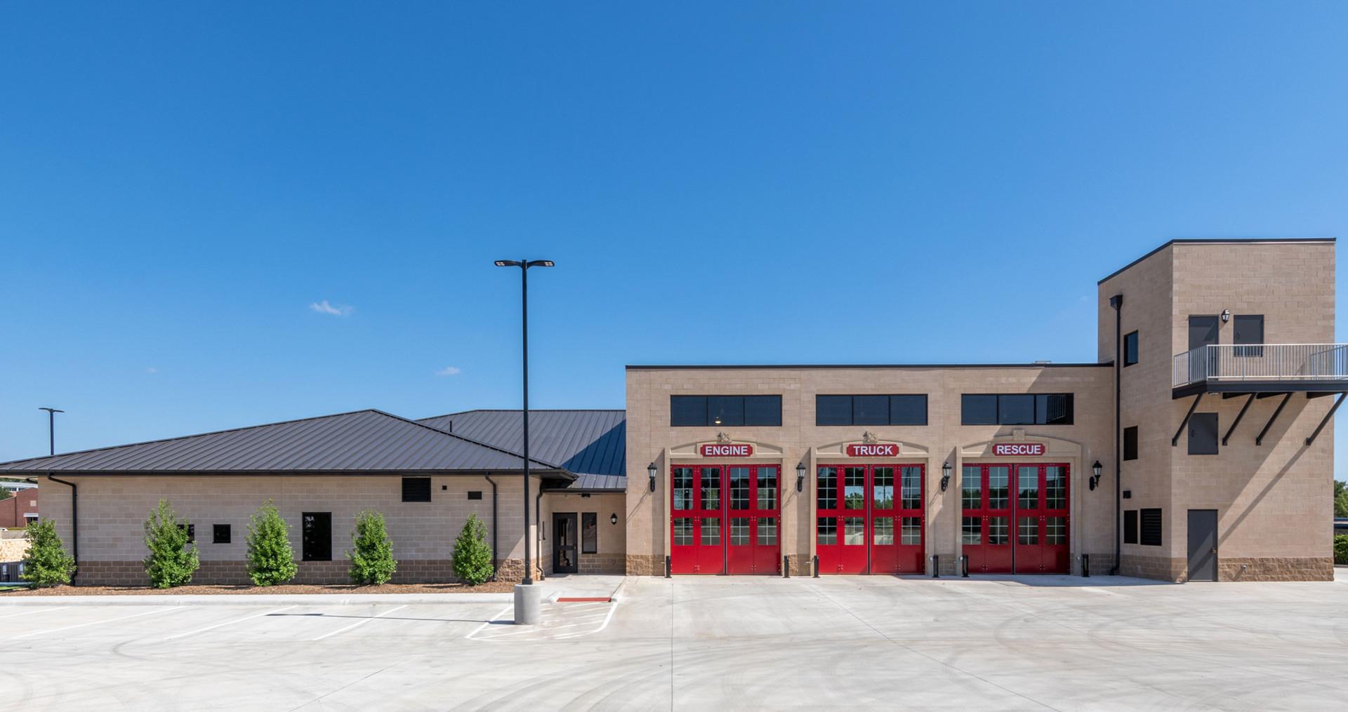 Corinth Public Safety Facility