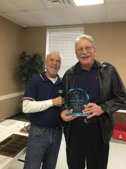2018 Jerry Graves Lifetime Member