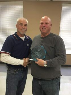 2018 David Routh Lifetime Member