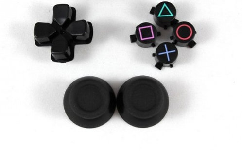 PS4Controller buttons