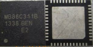 PS4 IC CHIP MB86C311B QFN