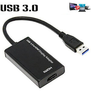 USB 3.0 To HDMI Display Adapter