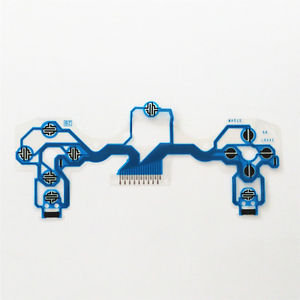 PS4 Dualshock 4 DS4 Conductive Film Keypad flex Cable