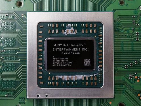 PS4 Pro APU CXD90044GB + 4 IC