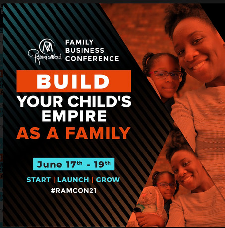 Raising a Mogul Family Conference