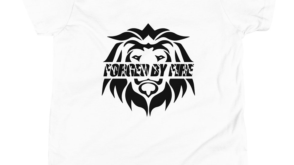 Big Boss: Fire and Gold Youth Unisex T-Shirt