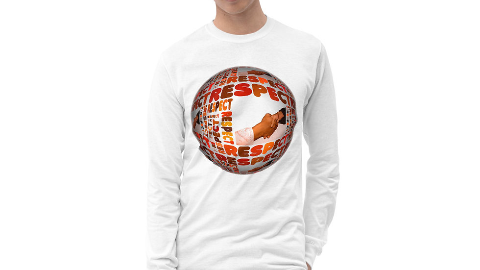 Big Boss Unisex Long Sleeve Shirt