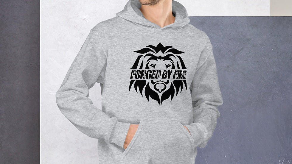 Big Boss: Fire and Gold Unisex Hoodie