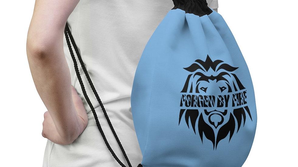Big Boss: Fire and Gold Drawstring Bag