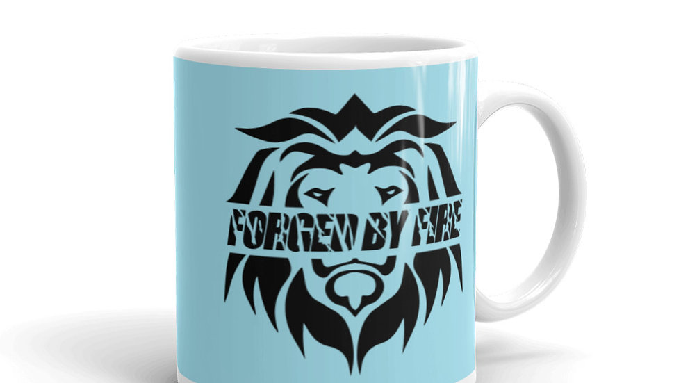 Big Boss: Fire and Gold Mug