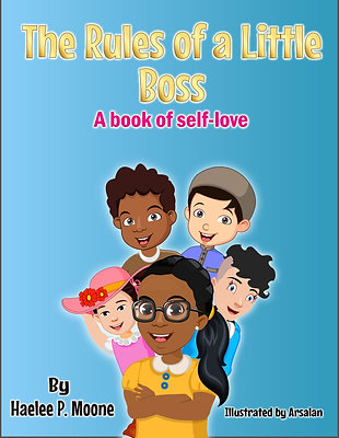 The Rules of a Little Boss: A book of self-love