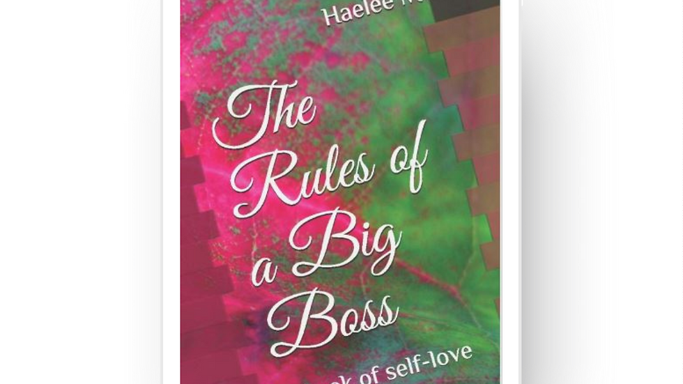 The Rules of a Big Boss E-Book