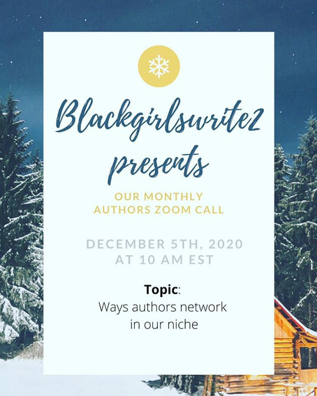 Black Girls Write Discusses Networking and Finding Our Niche Within Our Communities