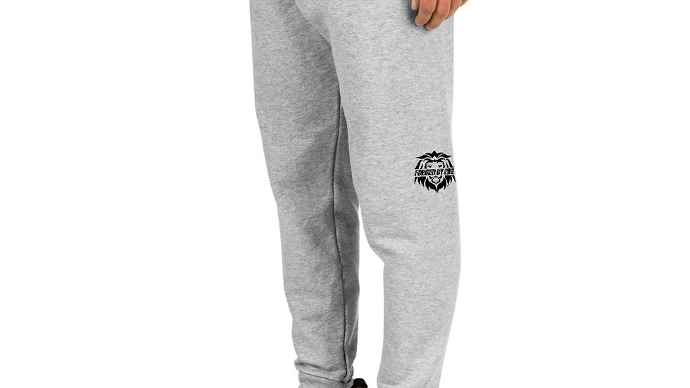 Big Boss: Fire and Gold Unisex Joggers