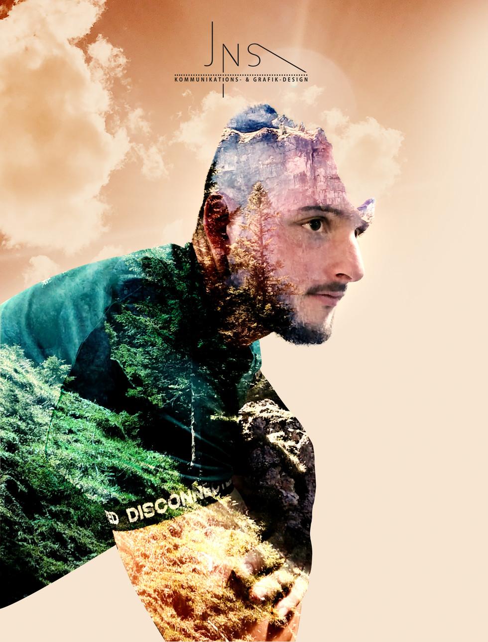 """16. Motiv von der Serie """"Menschen & Natur"""""""