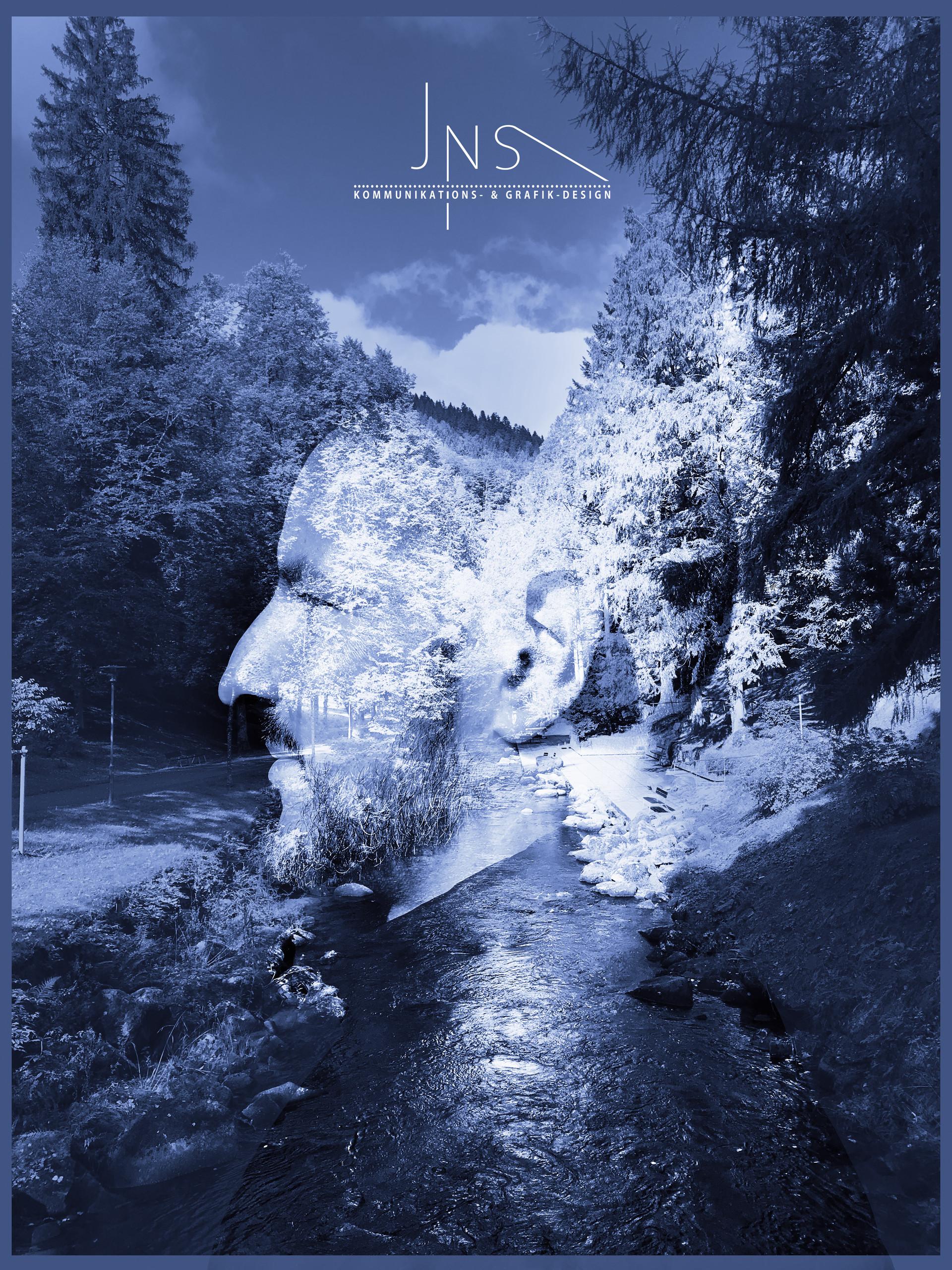 """19. Motiv von der Serie """"Menschen & Natur"""""""