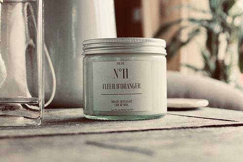 Bougie parfumée «alu» - 250ml