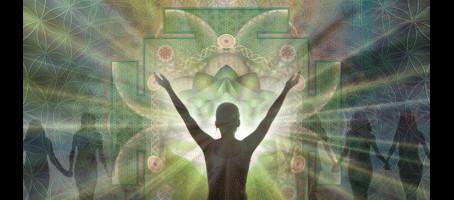 Tachyon Healing Chamber