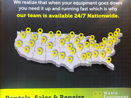 Nationwide equipment repair - Waste Equipment Rentals & Sales